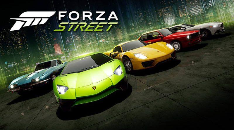 Forza Street Ücretsiz Olarak Yayınlandı