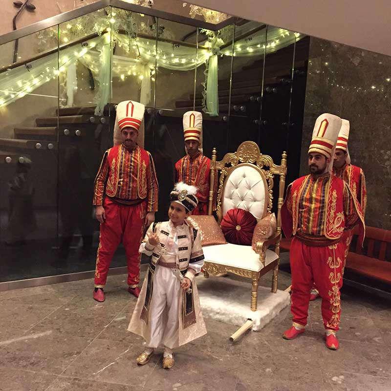 Sünnet Düğünü Organizasyonu Yeni Çeri